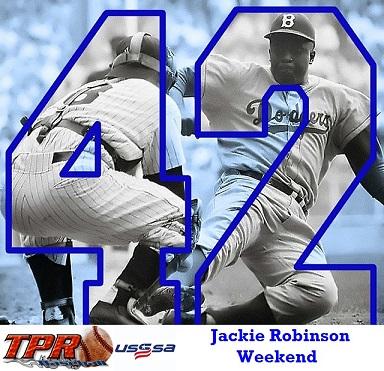 Jackie Robinson Weekend  (April 13-14, 219)