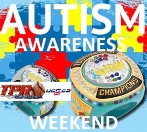 Cancelled:  Team Appreciation/ Autism Awareness Weekend (April 25-26, 2020)