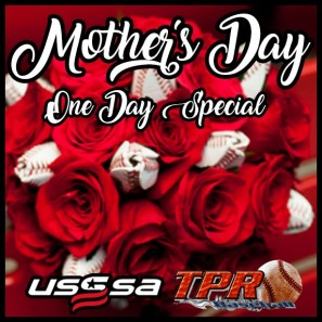 Mother's Day Saturday *One Day* (May 8, 2021)