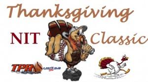 Thanksgiving NIT Classic (Nov. 29-Dec. 1st, 2019)