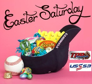 Easter Saturday (April 3, 2021) *1-Day Event*
