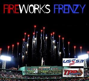 Fireworks Frenzy  (June 27-28, 2020)