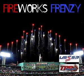 Fireworks Frenzy  (June 23-24)