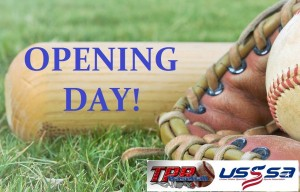 Opening Day Weekend (March 23-24, 2019) & All Amer. Showcase