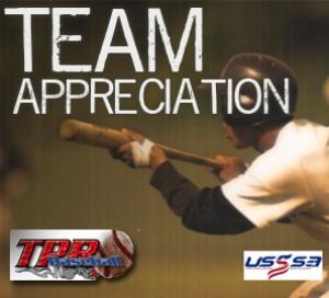 Team Appreciation (April 27-28, 2019)