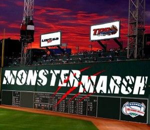 Monster March (March 5-6, 2022)