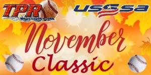 November Classic (November 20-21, 2021) Special Price: $535
