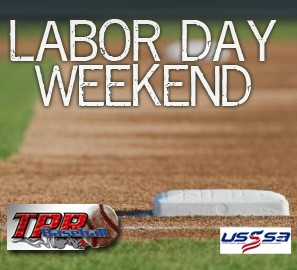Labor Day Weekend *3-Day Event* (September 4-6, 2021)