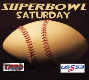 Cancelled: Super Bowl Saturday- One Day (February 6, 2021)